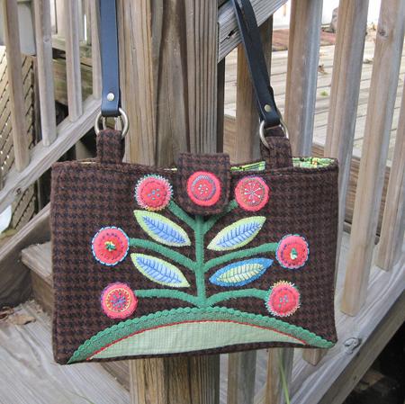 Teaberry bag