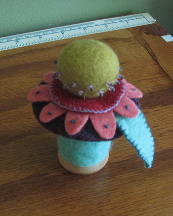 Little pincushion