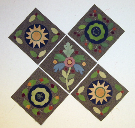Pennies blocks