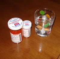 Pillbottles